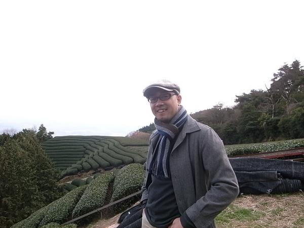 黒豆の井上農園・井上さん来る!